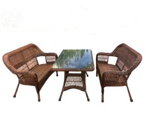 Комплект мебели из искусственного ротанга Мэдисон (Medison) Сompany Set без подушек